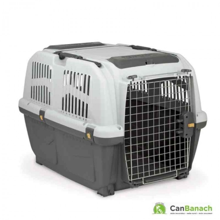 Transportín para perros Skudo Talla 7 IATA 102x72x76 cm