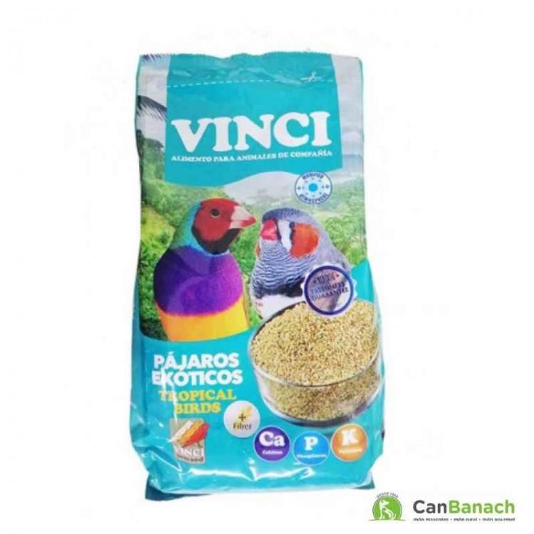 Mixtura para Pájaros Exóticos Vinci 5 Kg