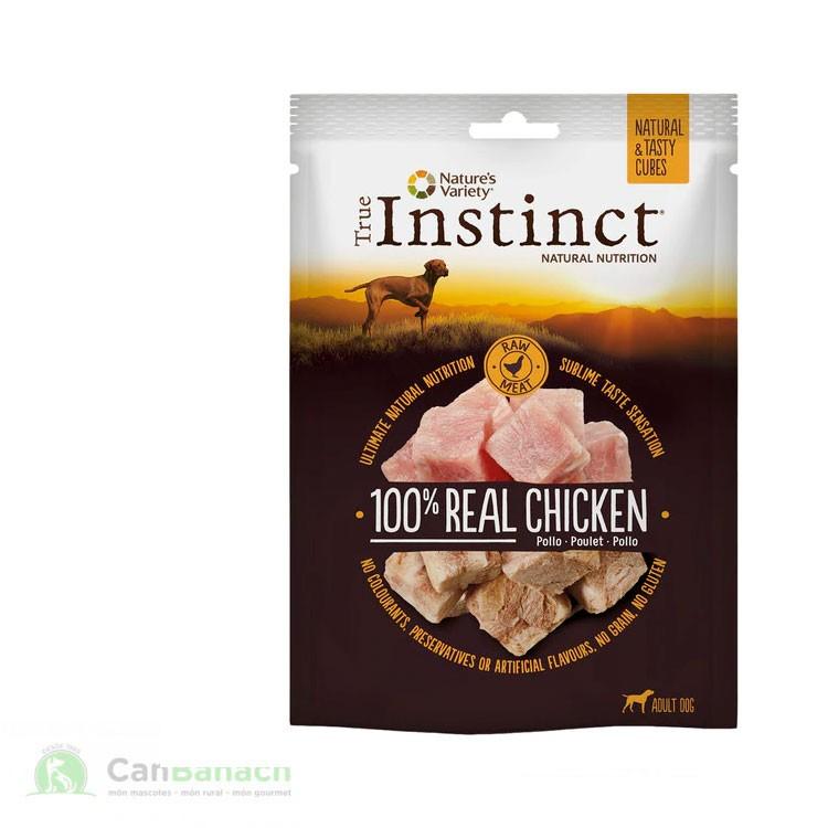 True Instinct 100% real pollo 50 gr