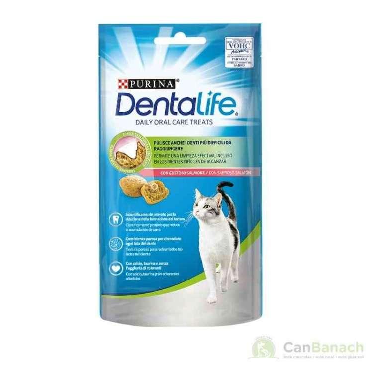 Dentalife Cat Salmón 40 gr