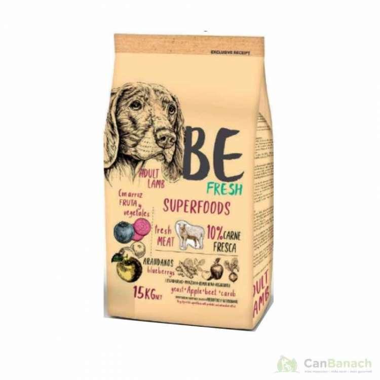 Be Fresh Adult Lamb 15 kg