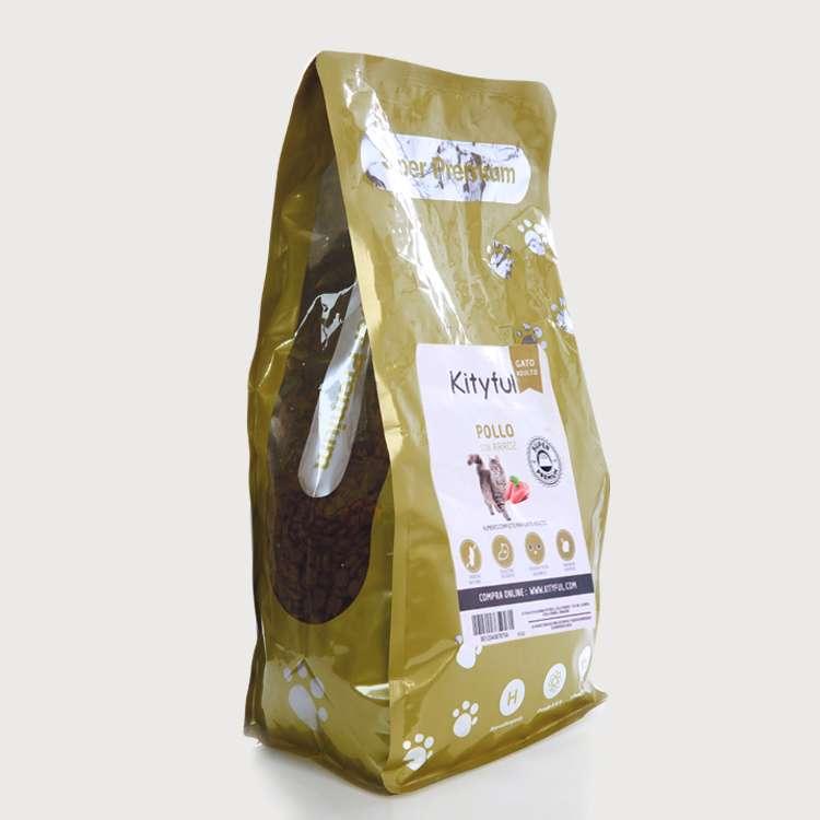 Kityful cat premium pollo y arroz 2 KG