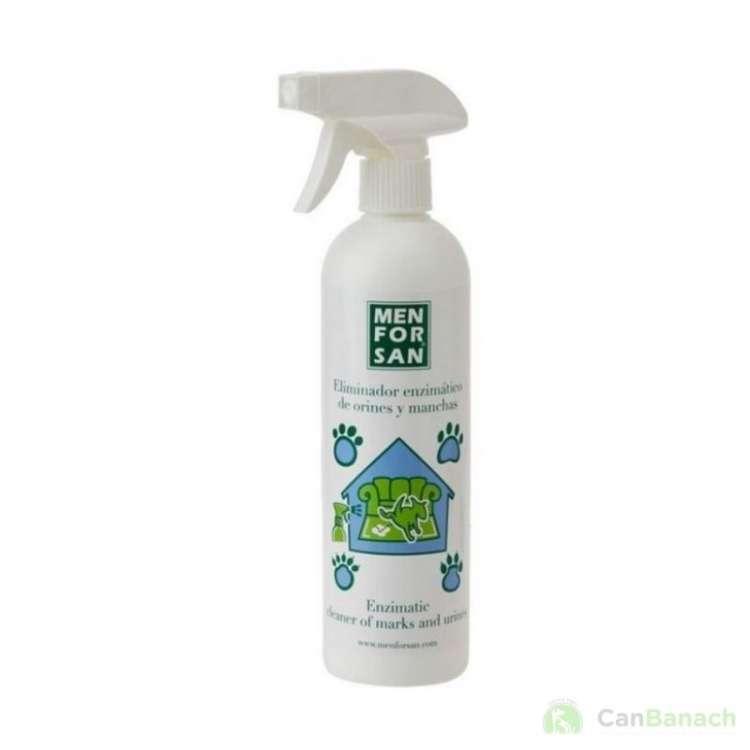Eliminador enzimático de orines y manchas 500 ml