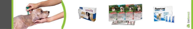 Pipetas antiparasitarias para perros | Pipetas Contra Pulgas, Garrapatas y Mosquitos