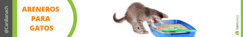 Areneros para gatos | Bandejas sanitarias para gatos